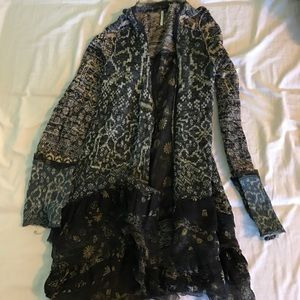 Free People caspia cardigan.