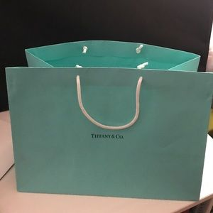 Tiffany & Co. Handbags - Tiffany & Co. collectable shopping bag