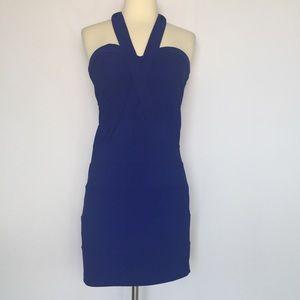 Alythea Dresses & Skirts - Alythea royal blue halter dress