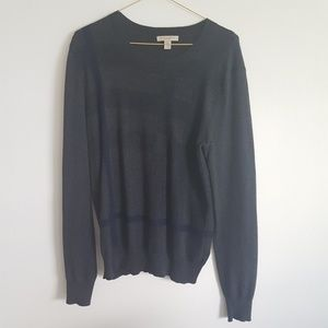 Burberry grey sweater