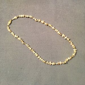 "Jewelry - 18"" Fresh Water Pearl Necklace"