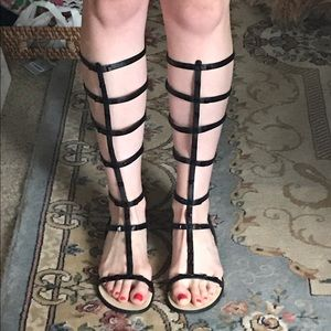 OFFERS WELCOME - Rebecca Minkoff Gladiator Sandals
