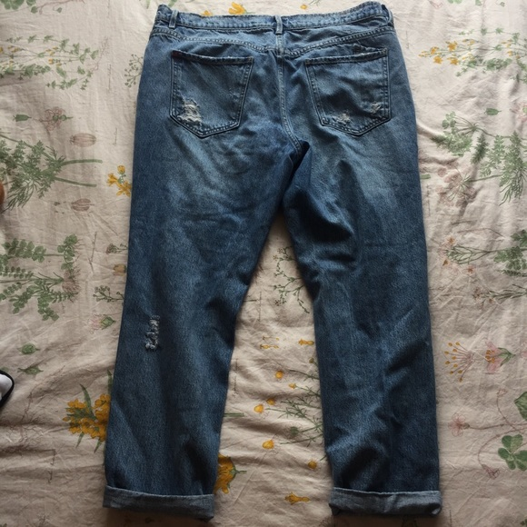 """64% off Urban Outfitters Denim - URBAN OUTFITTERS """"MOM ..."""