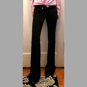 Balenciaga. Pants in black size 40 simply stunning