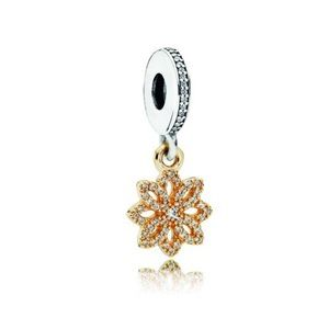 Pandora Jewelry - Pandora Lace Flower Charm