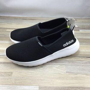Adidas Neo Cloudfoam Lite Racer Slip On Shoes