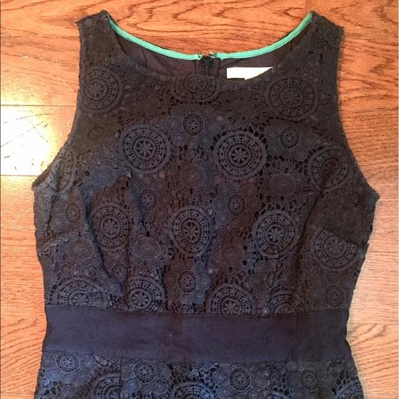 75 off boden dresses amp skirts boden navy blue crochet