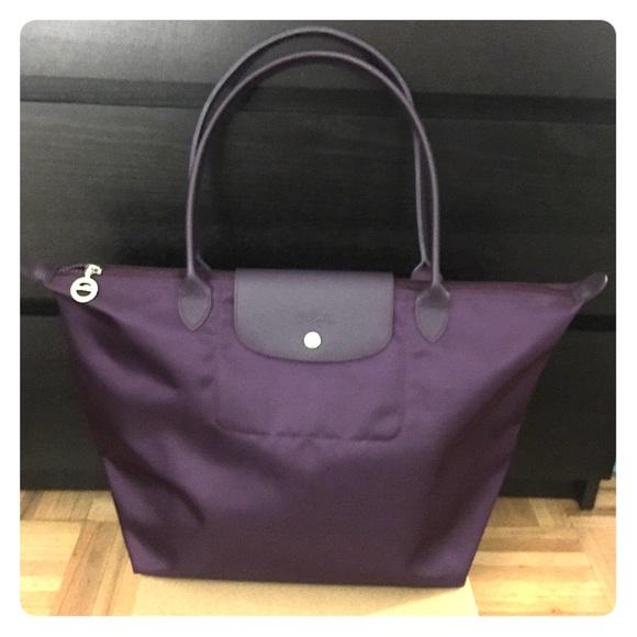 a052b3d9b453 Longchamp Handbags - Longchamp Le Pliage Neo Large Tote