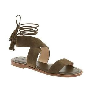 Banana Republic Shoes - Authentic Banana Republic Aleah Lace Sandals
