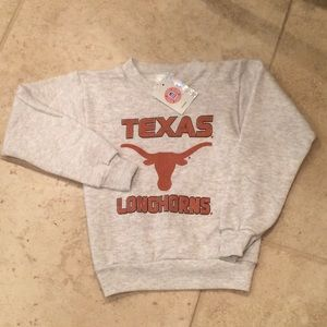 Other - Texas Longhorns Sweatshirt