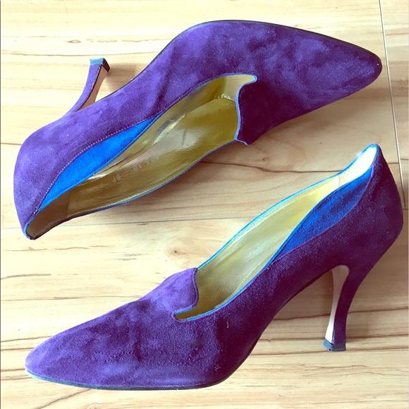 92129b0d058fe Vintage Escada heels