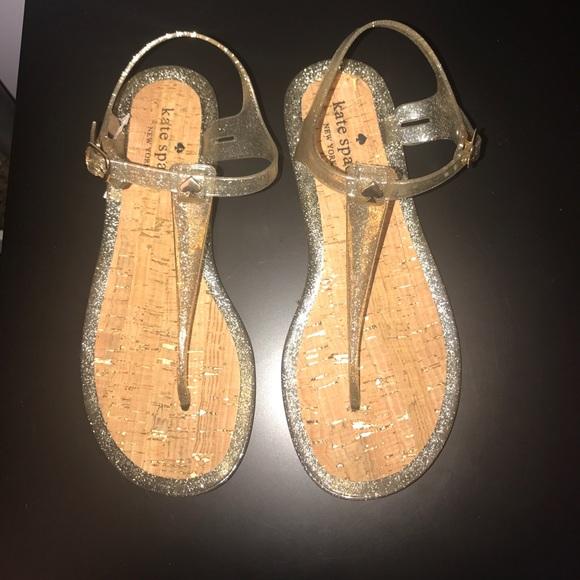 381b4265671b kate spade Shoes - Kate Spade Yari Jelly Sandals Sz 6