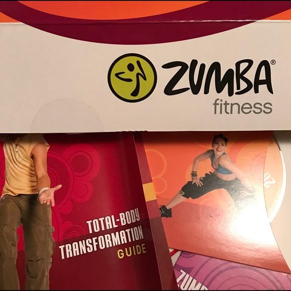 Zumba Fitness Live Dvd: 🎉SALE🎉 Zumba Total Body