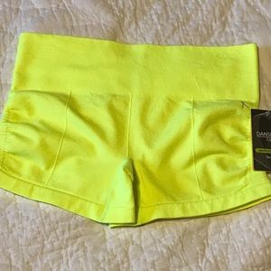 Danskin Pants - DANSKIN Neon Short Tights