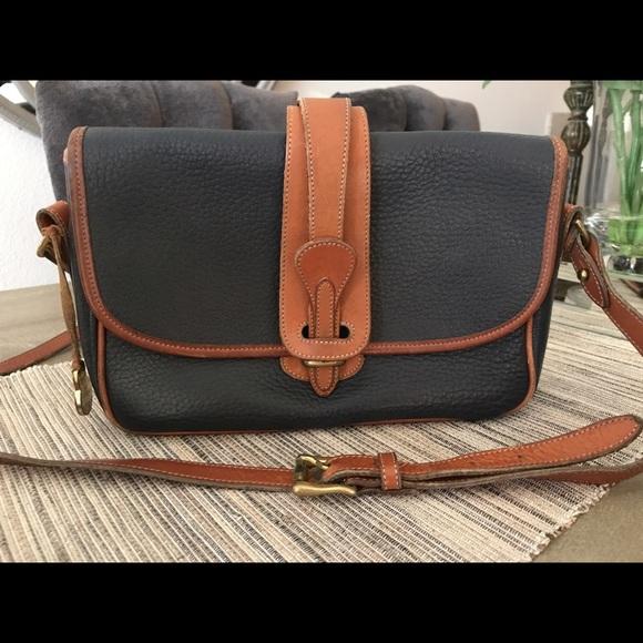 1c974def2 Dooney & Bourke Bags   Vintage Dooney Bourke Crossbody Bag   Poshmark