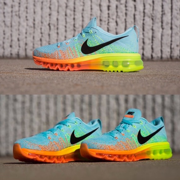 hot sale online 90c15 a2025 NIKE LIMITED EDITION Glacier Ice Flyknit Air Max. M 5951bbd5981829c173027e40