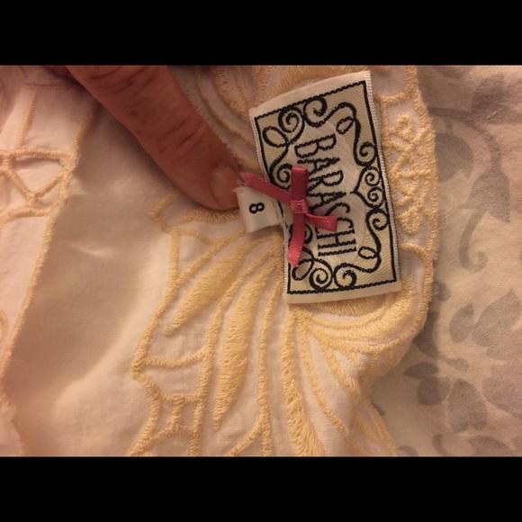 Yoana Baraschi Tops - Baraschi Cut work Butterfly Boho Tunic