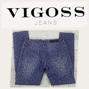 Vigoss Denim - Women's Vigoss Skinny Jean's Size 26 1/2
