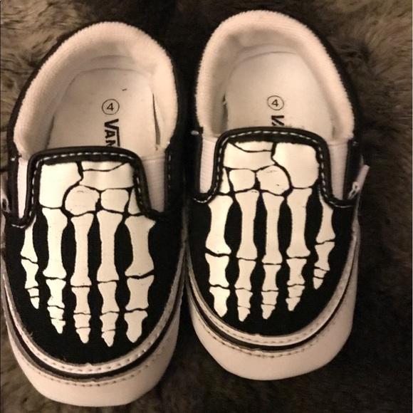 vans Shoes   Baby Boy Soft Bottoms