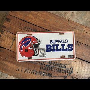 Other - Vintage Bills Plate