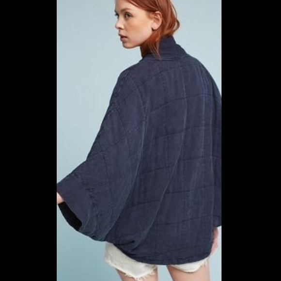 52% off Anthropologie Sweaters - Saturday/Sunday Quilted Cardigan ... : quilted cardigan - Adamdwight.com