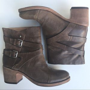 Sigerson Morrison Shoes - Belle By Sigerson Morrison Buckle Ankle Boots