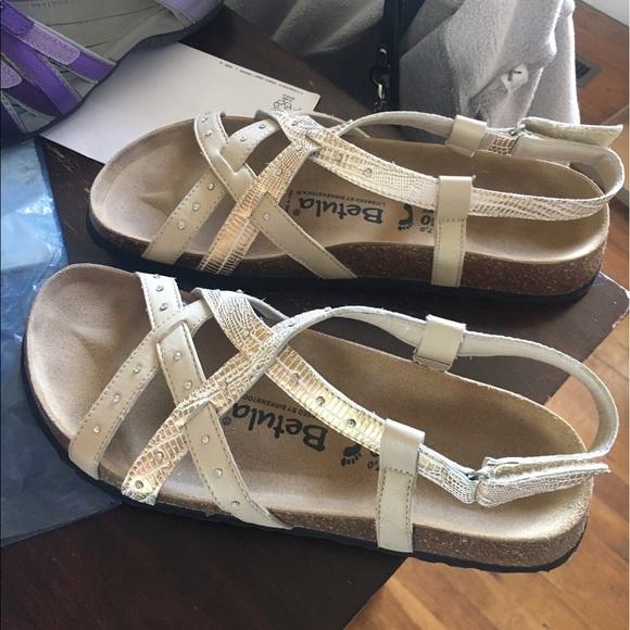76b3525985040c Birkenstock Shoes - Super cute!! Birkenstock Betula sandals size 40
