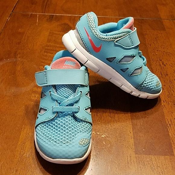 80% off nike Other - Nike Free 5.0 toddler size 8 shoe from Bahamas girl's closet on Poshmark