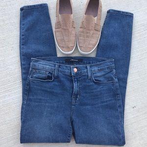 J Brand Skinny Capri