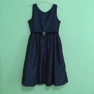 Sweet Heart Rose Other - Navy Blue Formal Girls Dress