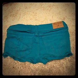🇺🇸4/$50 Hollister jean fray shorts size 23