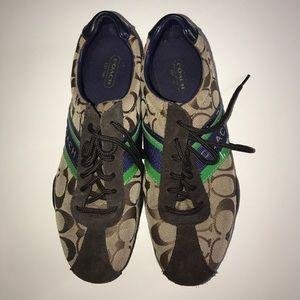 Coach Shoes - Coach tennis shoes
