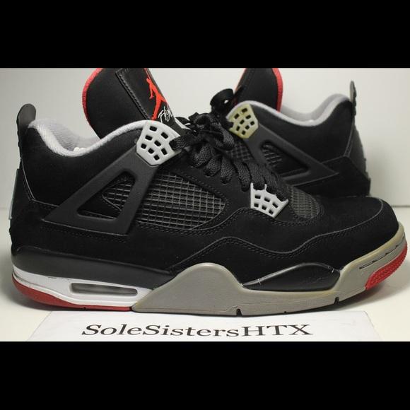 Jordan Shoes | Nike Air Jordan Bred Iv