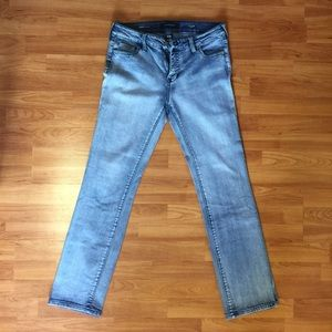 Liverpool Jeans Company Denim - Liver Pool Jeans Company Sadie Straight Size 10/30