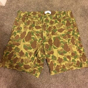 Five Four Other - Camo Shorts