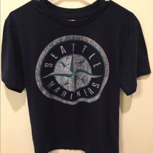 Majestic Other - ⚾️Settle Mariners Tshirt⚾️