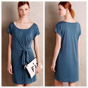 Anthropologie Casieu Side-Tie Dress - Size XS