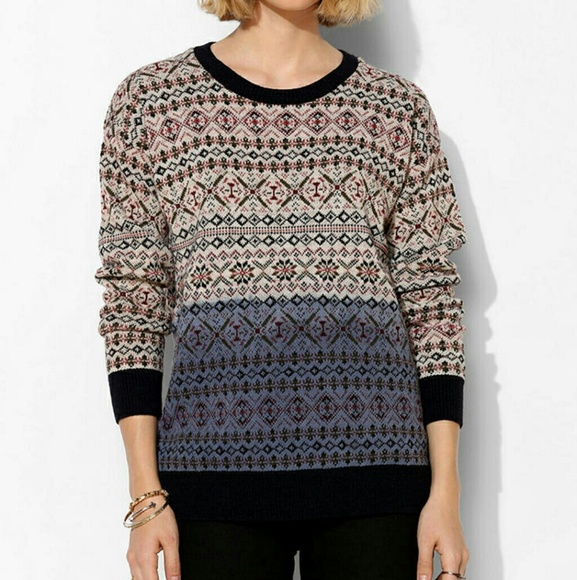 73% off Urban Outfitters Sweaters - Urban Outfitters Oversized ...