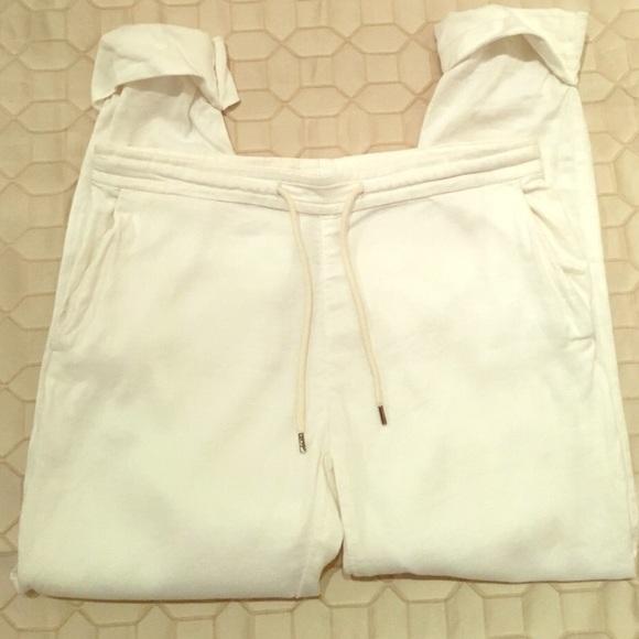 James Perse Pants - James Perse Cotton Linen Blend pants