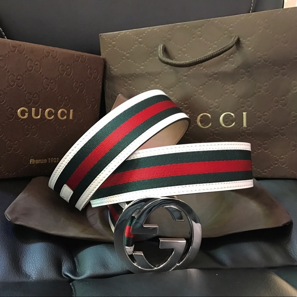 gucci belt red and green hvpalacioses