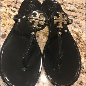 Tory Burch Shoes - 'Mini Miller' Flat Sandal authentic Tory Burch
