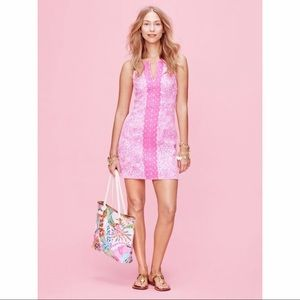 Lilly Pulitzer for Target Dresses & Skirts - Lilly Pulitzer Target Floral Embroidered Dress 16