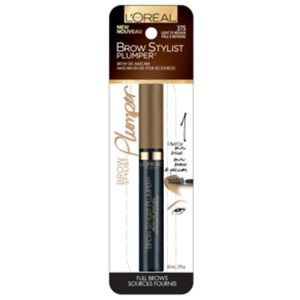 L'Oreal Other - NWT L'Oreal Brow Stylist Plumper - Light/Med Brown