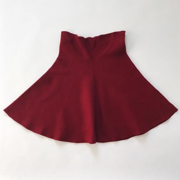 cdfd4964b Zara Skirts | Knit Skirt | Poshmark