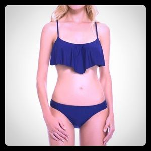 GOTTEX Contour CollectionNavy Bikini Bottom-SW-13