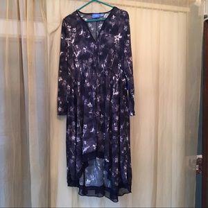 Vera Wang Dresses & Skirts - NEW! SimplyVera Vera Wang Floral Dress