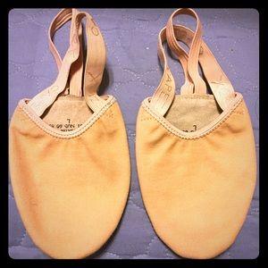 Capezio Shoes - Capezio lyrical dance shoes