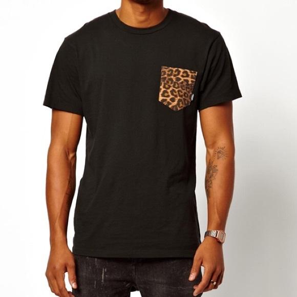 detailing superior quality on sale Vans Tops | Black Leopard Pocket Shirt | Poshmark