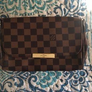 Brown Fashion Cross body Bag