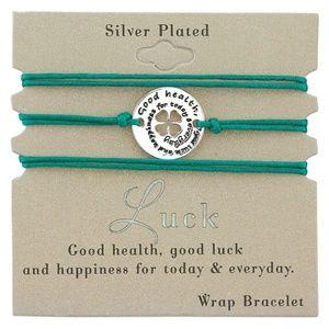 Jewelry - 🆕 Clover Wrap Bracelet